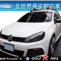 【山野賣客】WHISPBAR PRORACK VW Golf...